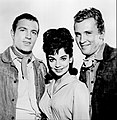 James Caan Karyn Kupcinet Roy Thinnes Death Valley Days 1963.jpg