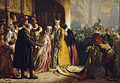 James Drummond - The Return of Mary Queen of Scots to Edinburgh - Google Art Project.jpg