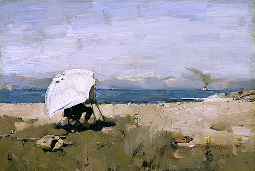 James Guthrie - Hard At It 1883