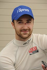 James Hinchcliffe Indy 2011.jpg