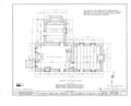 James Miller House, Pittsburgh vicinity, Library, Allegheny County, PA HABS PA,2-PITBU.V,1- (sheet 1 of 8).png