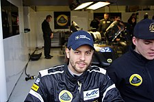 Jan Charouz Driver of Lotus's Lotus T128 (8669119870).jpg