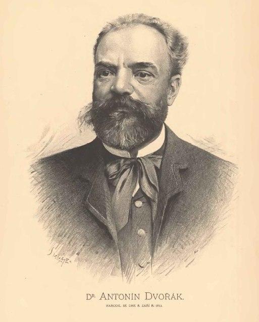Jan Vilímek - Antonín Dvořák