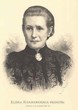 Krásnohorská, Eliska (1847-1926)
