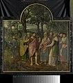 Jan van Coninxloo (II) - Johannes de Doper vermaant de Farizeeërs, middenpaneel van een drieluik - SK-A-2587-1 - Rijksmuseum.jpg