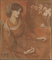 "Jane Morris- Study for ""Mariana"" MET DP109556.jpg"