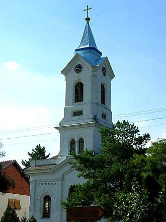 Janošik - The Lutheran (Slovak) church.