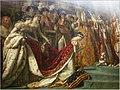 January Palais Louvre - Master Earth Photography 2014 Josephine, vermählte Bonaparte Kaiserin der Franzosen in Notre Dame - Der Kaiser setzt ihr die Krone auf - Gemälde Jacques-Louis David - panoramio.jpg