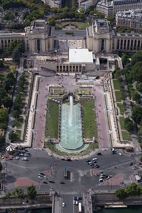 Image illustrative de l'article Jardins du Trocadéro