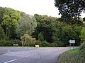Jct of Clipsham Rd. and Stocken Hall Rd., Stretton - geograph.org.uk - 1527718.jpg