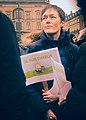 Je suis Charlie, Kongens Nytorv, Copenhagen 9 January 2015 (9).jpg