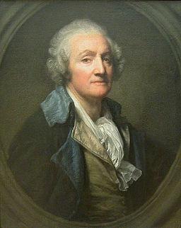 Jean-Baptiste Greuze Self Portrait
