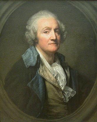 Jean-Baptiste Greuze - Self-portrait (Louvre)