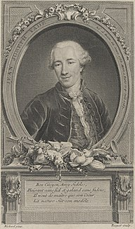 Jean-Joseph Vadé French chansonnier, composer and writer