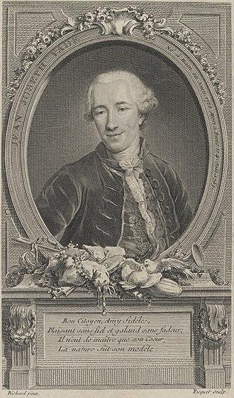 Jean-Joseph Vadé - Image: Jean Joseph Vade