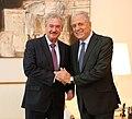 Jean Asselborn avec le commissaire européen chargé de la Migration, des Affaires intérieures et de la Citoyenneté, Dimitris Avramopoulos.jpg