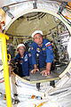 Jeff Williams Max Suraev inside Mini-Research Module 2.jpg