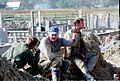 Jelenia Góra, 1997 - Budowa domów dla powodzian - fotopolska.eu (263434).jpg