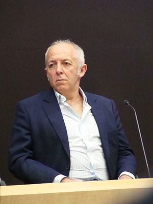 Jeremy Bowen - Bowen in 2012