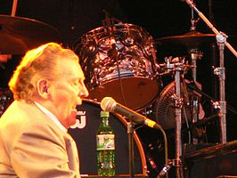 Jerry Lee Lewis in 2006