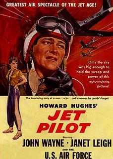 <i>Jet Pilot</i> (film) 1957 film by Josef von Sternberg