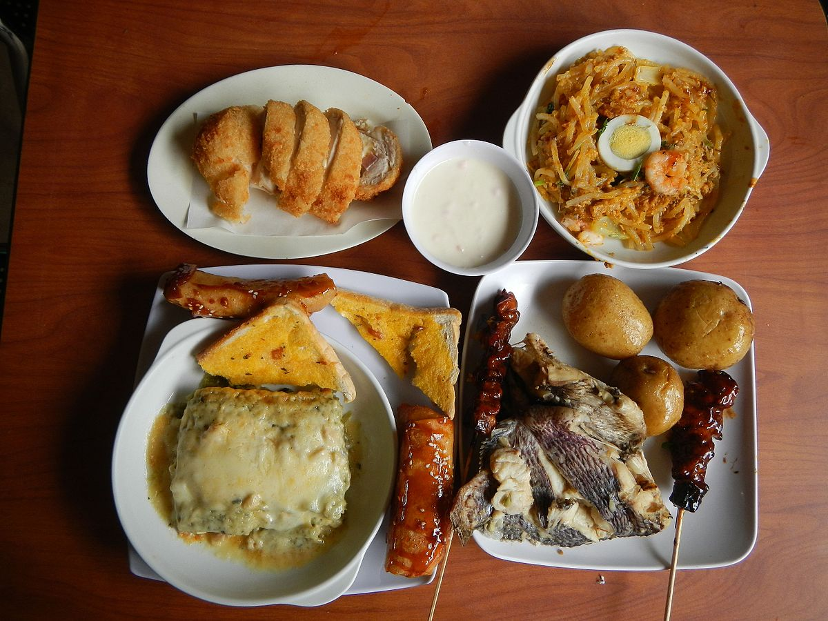 List Of Philippine Dishes Wikipedia