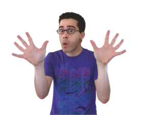English: Chris Pirillo PNG with a transparent ...
