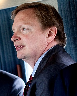 Jim Messina (political staffer) - Image: Jm Messina in May 2009