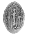 Joan I of Navarre seal.png