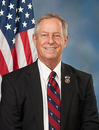 South Carolina's congressional districts - Image: Joe Wilson official congressional photo