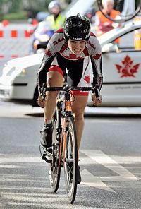 Joelle Numainville - Women's Tour of Thuringia 2012 (aka).jpg