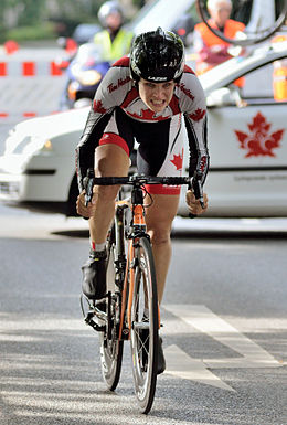 Joelle Numainville - Women's Tour of Thuringia 2012 (aka).jpg