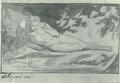 Johan Bülows Kunstbog Narkissos af N A Abildgaard.png