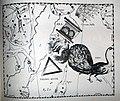 "Johannes Hevelius - Prodromus Astronomia - Volume III ""Firmamentum Sobiescianum, sive uranographia"" - Tavola ZZ - Ara Triang Austr et Pavo.jpg"