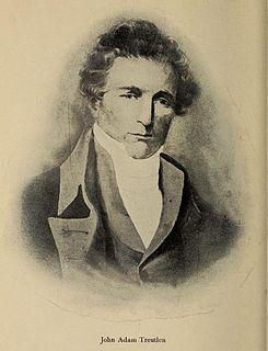 John A. Treutlen American politician