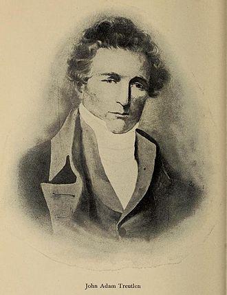 John A. Treutlen - Image: John Adam Treutlen