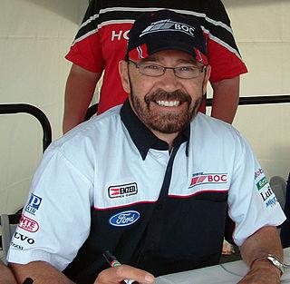 John Bowe (racing driver) Australian racing driver