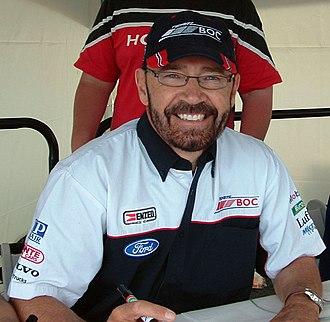 John Bowe (racing driver) - Bowe in 2005