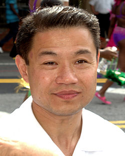 John Liu at the 2009 West Indian Day Parade by DS.jpg