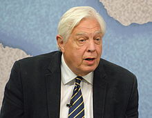 John Simpson at Chatham House 2015.jpg
