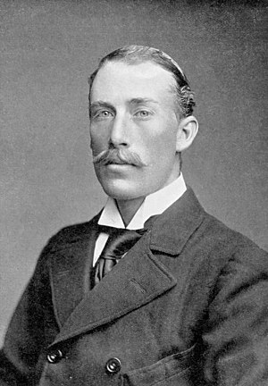 Sir John Stirling-Maxwell, 10th Baronet - Stirling-Maxwell in 1895