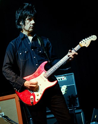 John Squire - Onstage Manchester, England 2011