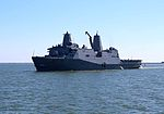 Joint Task Force Civil Support assists 7th Sustainment Brigade in a Joint Logistics Over the Shore training exercise 140814-N-VJ282-156.jpg
