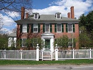 Jonathan Hildreth House - Image: Jonathan Hildreth House, Concord MA