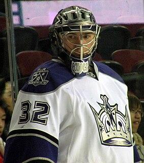 Jonathan Quick American ice hockey goaltender