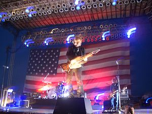 Switchfoot - Switchfoot playing on July 4, 2005 in St. Louis, Missouri