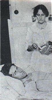 José Azueta - herido - May-1914