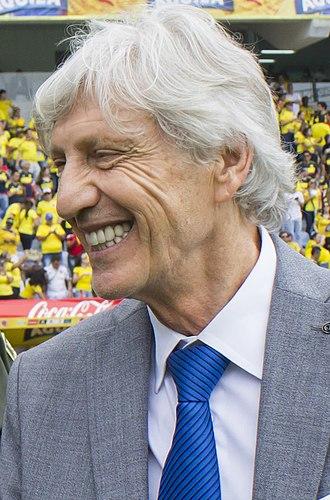 José Pékerman - Pékerman as Colombia manager in 2016