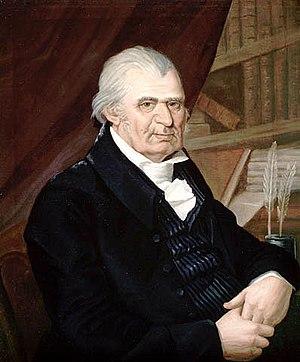 Joseph Papineau - Portrait of Joseph Papineau, 1825