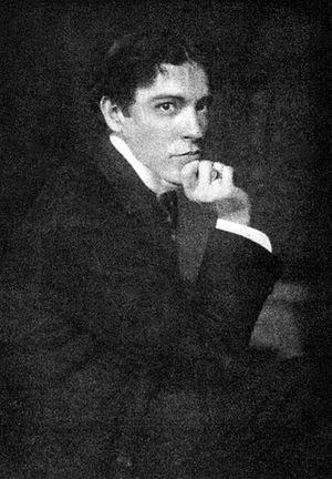 Joseph Keiley - Joseph T. Keiley, photographed by Gertrude Käsebier, 1900